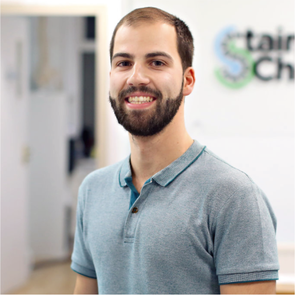 Sergio Campos, Physiotherapist at Staines Chiropractic