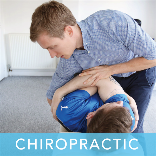 Chiropractic treatment in Staines