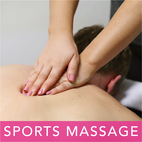 Sports massage treatment in Staines