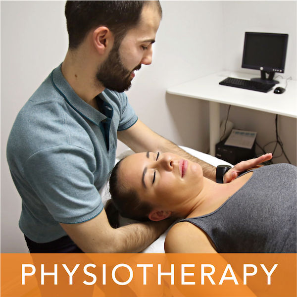Physiotherapy treatment in Staines